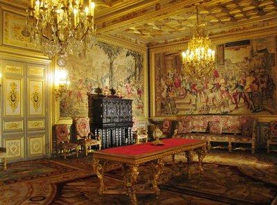 Interior Château de Fontainebleau
