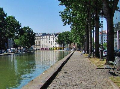 10th Arrondissement, Canal St. Martin