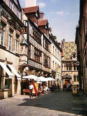 Old Town Dijon