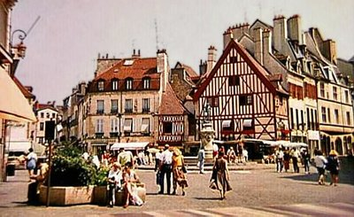 Place François Rude in Dijon