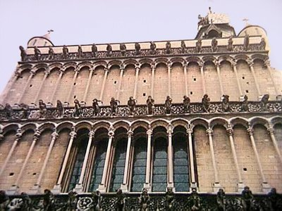 Eglise Notre Dame in Dijon
