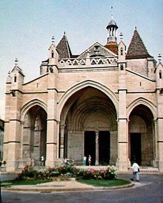 Collégiale Basilique Notre Dame in Beaune