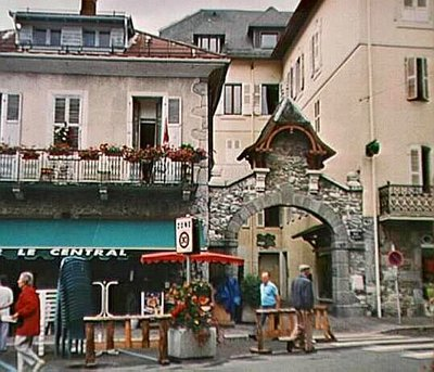 Downtown Thônes