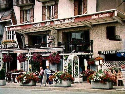 Hotel du Midi in Thônes