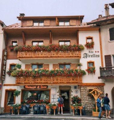 Restaurant de Savoie in La Clusaz
