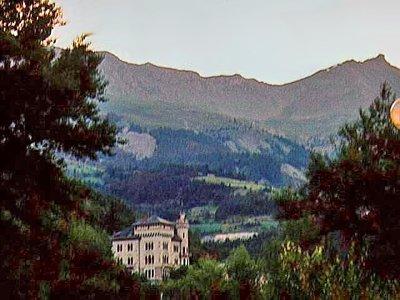 Château des Magnans in Jausiers