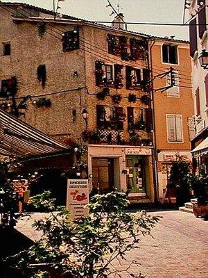 Old Town Digne-les-Bains