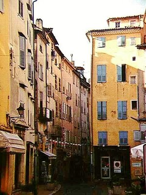 Old Town Grasse