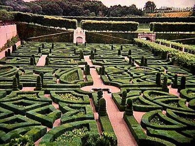 The Love Gardens at Villandry