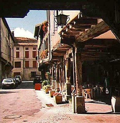 Old Town Mirepoix