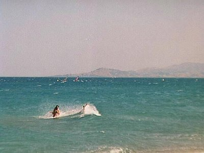 Saint-Cyprien-Plage, the wonderful beach near Canet-et-Roussillon