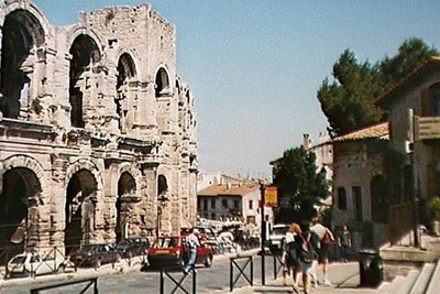 Roman Coliseum at Arles