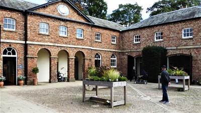 Beningbrough Hall and Gardens - Gate House, Restaurant, Garden Shop