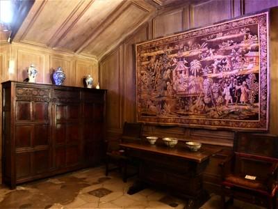 Nunnington Hall - Tapestry