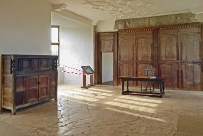 Interior - Helmsley Castle