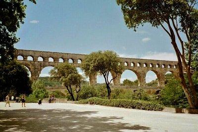 Pont du Gard, the Roman Aqueduct