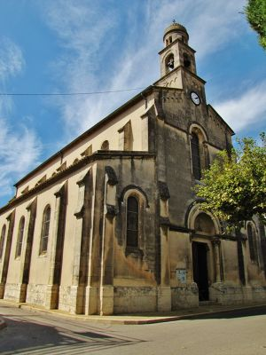 Saint Pierre in Mollégès - Mollégès