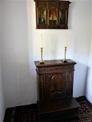 Nunnington Hall - The - Haunted Oratory