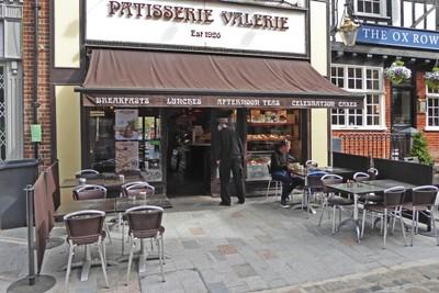 Patisserie Valerie in Salisbury