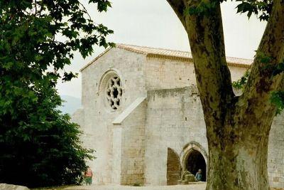 Silvacane Abbey - Provence-Alpes-Côte d'Azur
