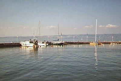 Lake Geneva / Lac Léman
