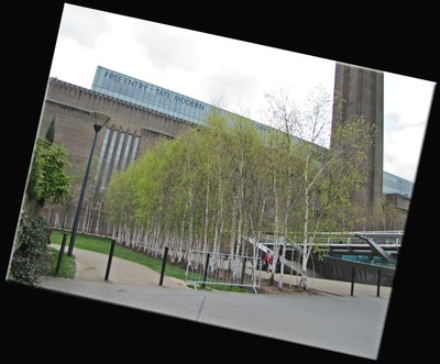The Tate Modern - London
