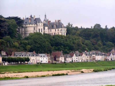 Château de Chaumont in 2006 - 10 years later