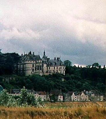 Château de Chaumont in 1996
