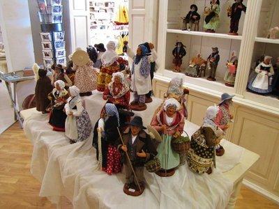 Gift shop Santons at La Petite Provence du Paradou