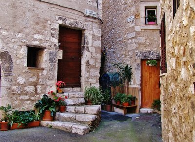 Old Town Vence, France