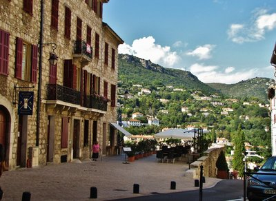 Vence in Provence