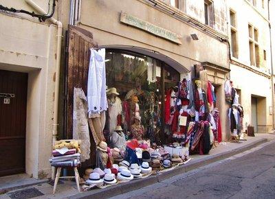 Souvenir/Gift shop on rue Voltaire