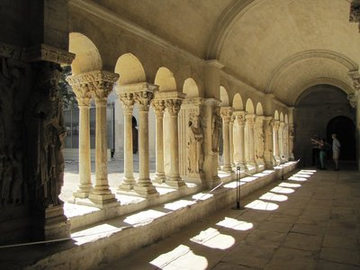 Cloisters of Cathedral St. Trophime