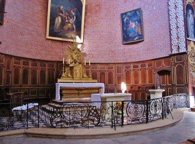 St. Firmin Church in Gordes