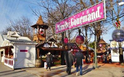 The Gourmet Market - Yum!