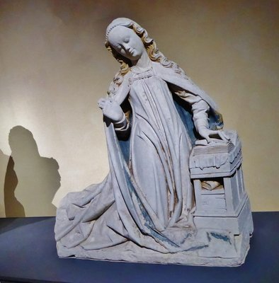Sculpture in the Cluny Museum