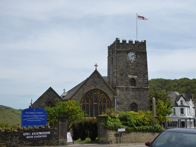 Parish Church of St. Mary the Virgin Lynton