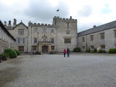 Sizergh Castle, a National Trust Site