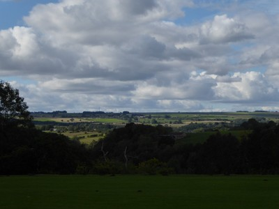 View from Rievaulx Terrace