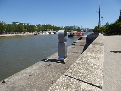 Jardin Tino Rossi in Paris
