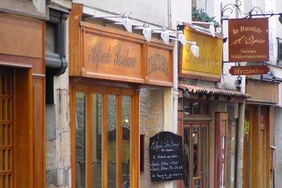 La Bastide d'Opio, our favorite restaurant