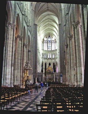 Cathedral Notre Dame d'Amiens