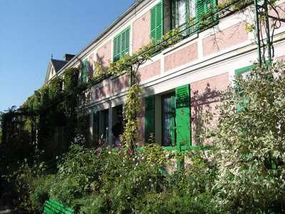 Monet's House in Giverny