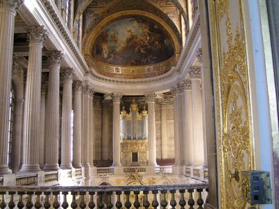 The Royal Chapel at Versailles