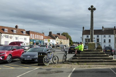 Market Cross in Helmsley