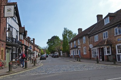 High Street, Beaulieu
