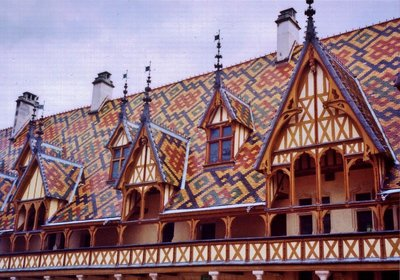 Hôtel Dieu or Hospices in Beaune