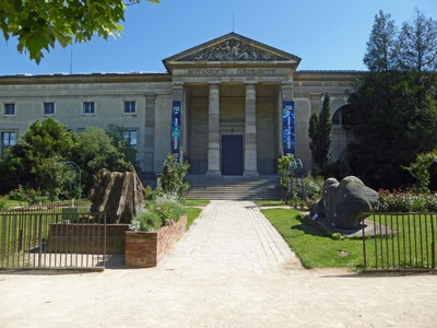 Jardin des Plantes - Gallery of Botany and Geology