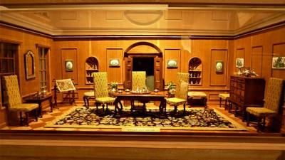 Nunnington Hall - The Carlisle Collection of Miniature Rooms