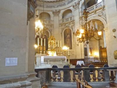 Église Saint-Paul-Saint-Louis - Altar